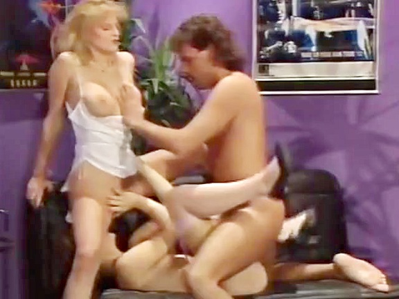A Handful Of Lust - classic porn movie - 1989