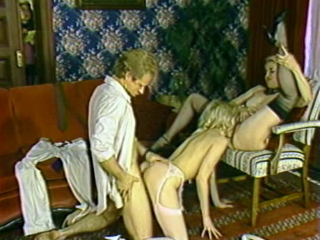Bitches In Heat Volume 9 - classic porn movie - 1988