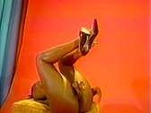 Bitches In Heat Volume 8 - classic porn movie - 1988