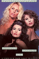 A Paler Shade Of Blue - classic porn movie - 1990