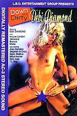 Down And Dirty Debi Diamond - classic porn - n/a