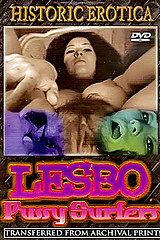 Lesbo Pussy Surfers - classic porn movie - n/a