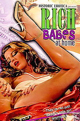 Rich Babes At Home - classic porn movie - n/a