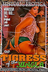 Tigress Of The Jungle - classic porn movie - n/a