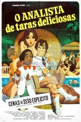 O Analista De Taras Deliciosas - classic porn movie - 1984