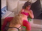 Action In Black - classic porn movie - 1992