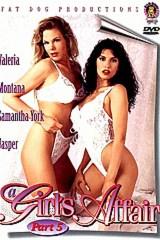 Girl's Affair 5 - classic porn movie - 1994