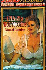 Zia Due Nipotine... 30 cm di Cameriere (Maurizia) - classic porn movie - 1993