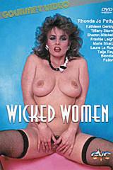 Wicked Women - classic porn movie - 1989