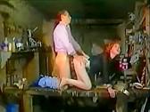 Petites Vicieuses pour doubles partenaires tres muscles - classic porn movie - 1985