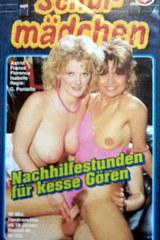 Nachhilfestunden fur kesse Goren - classic porn film - year - 1990