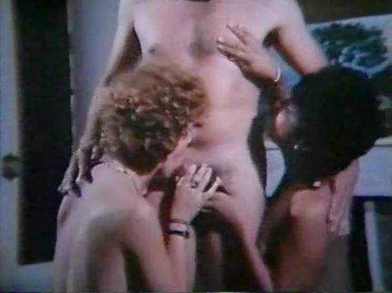 A Famosa Lingua de Ouro - classic porn movie - 1988
