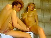 Bahnhof Lo 10 Geile Nachbarn - classic porn - 1990