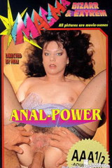 Anal Power - classic porn film - year - 1990