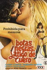 Botas Negras Latigo De Cuero - classic porn - 1983