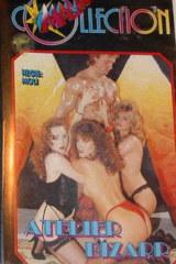 Atelier Biz-arr - classic porn movie - 1990
