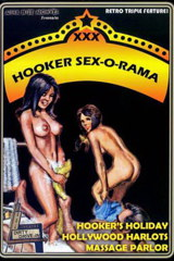 Hollywood Harlots - classic porn film - year - 1974