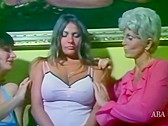 Candy And Uschi Lesbian Special - classic porn movie - 1979