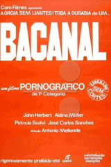 Bacanal - classic porn movie - 1980