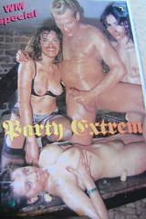 Party Extrem - classic porn film - year - 1990
