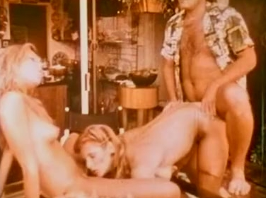 Teenage Anal Eruptions - classic porn movie - 1972