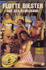 Flotte Biester auf der Schulbank - classic porn movie - 1983