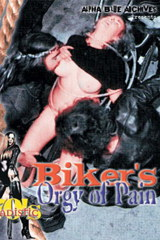Bikers Orgy - classic porn - 1972