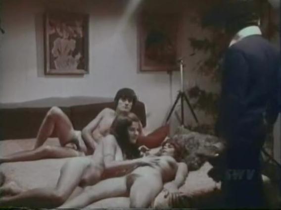 Alley Cat - classic porn movie - 1973
