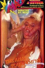 Ein Anales Turnier - classic porn movie - 1990