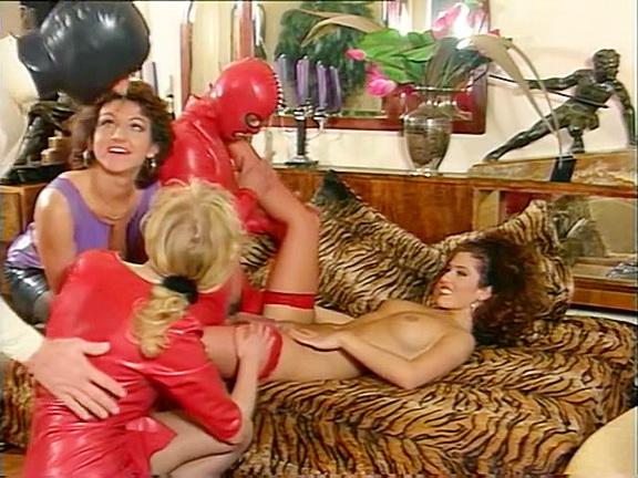 Gum Surprise - classic porn movie - 1990