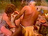 Indiana Joan in the Black Hole of Mammoo - classic porn movie - 1984