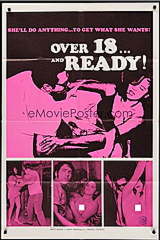 Over 18... and Ready! - classic porn movie - 1969