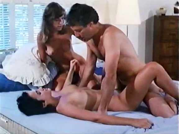 Let's Get It On (French) - classic porn movie - 1987