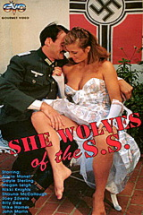 She Wolves of the SS - classic porn movie - 1989