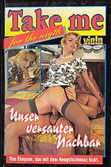 Unser Versauter Nachbar - classic porn movie - 1990