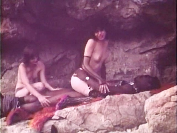 Two Sis - classic porn movie - 1973