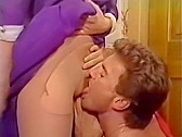 Alexis Mike and Billy retro blowjob