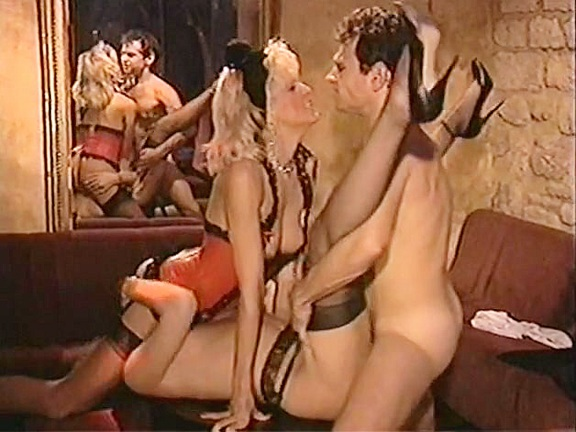 The Phantom Of The Cabaret 2 - classic porn movie - 1989