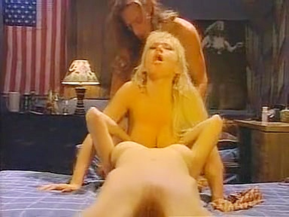 The Merry Widows - classic porn movie - 1993