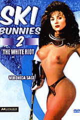 Ski Bunnies 2 - classic porn movie - 1994