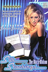 Silk Stockings: The Black Widow - classic porn movie - 1995