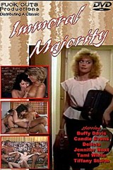 Immoral Majority - classic porn movie - 1986