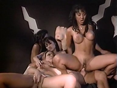 Up And Cummers The Movie - classic porn movie - 1994