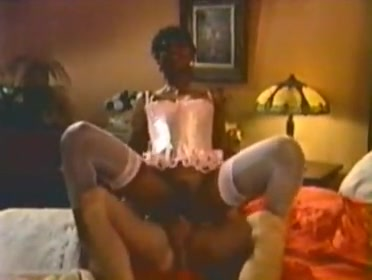 Black Girls Do It Better - classic porn movie - 1986