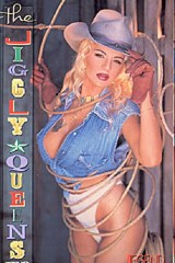 Jiggly Queens 2 - classic porn film - year - 1994