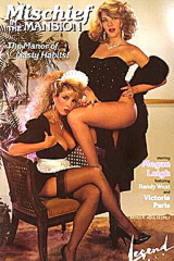 Mischief In The Mansion - classic porn film - year - 1989