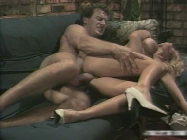 One Night Stand With Danielle Rogers - classic porn movie - 1990