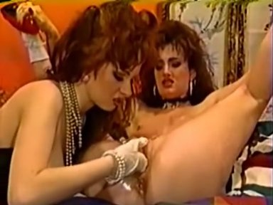 Lesbian Mystery Theatre - classic porn movie - 1994