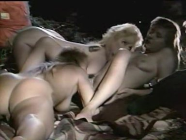 Backpackers - classic porn film - year - 1990