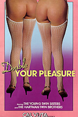 Double Your Pleasure - classic porn movie - 1978